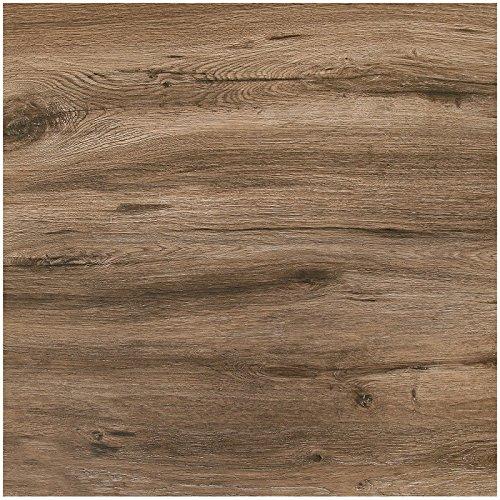 Terrassenplatten Holzoptik Ebenholz matt, glasiert, R10, 60x60x2,0cm, 1Krt=0,72qm, Feinsteinzeug, MOES267