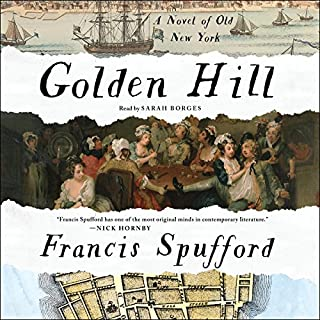 Golden Hill cover art