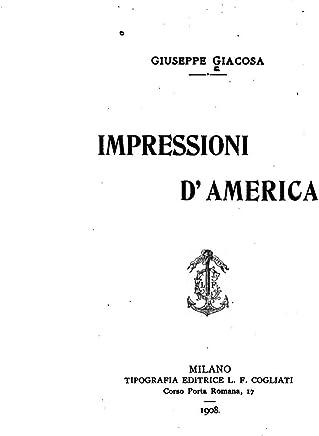 Impressioni dAmerica
