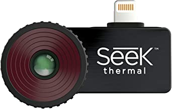 Seek Thermal CompactPRO – High Resolution Thermal Imaging Camera for iOS