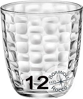 Bormioli Rocco - Set mit 12 Gläsern - Kollektion Mat 30 - Fassungsvermögen 30 cl - 12