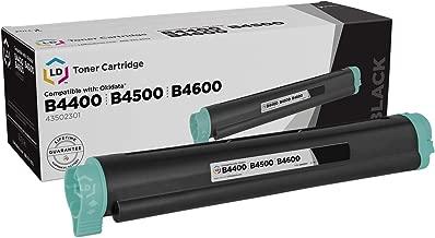 LD Compatible Toner Cartridge Replacement for Okidata 43502301 Type 9 (Black)