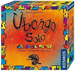 ウボンゴ ソロ Ubongo solo ボードゲーム パズル KOSMOS (並行輸入)