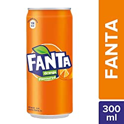 Fanta Can, 300 ml