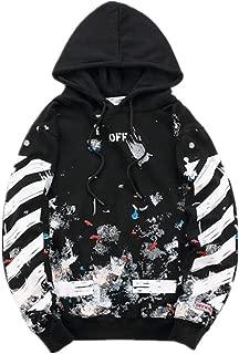 Sweatshirt Blitz Buchstabe Aufdruck Hoodie Pullover Chic Winter Frauen Geschenk