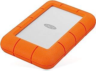 LaCie HDD ポータブルハードディスク 4TB Rugged Mini USB3.0 耐衝撃HDD LAC9000633