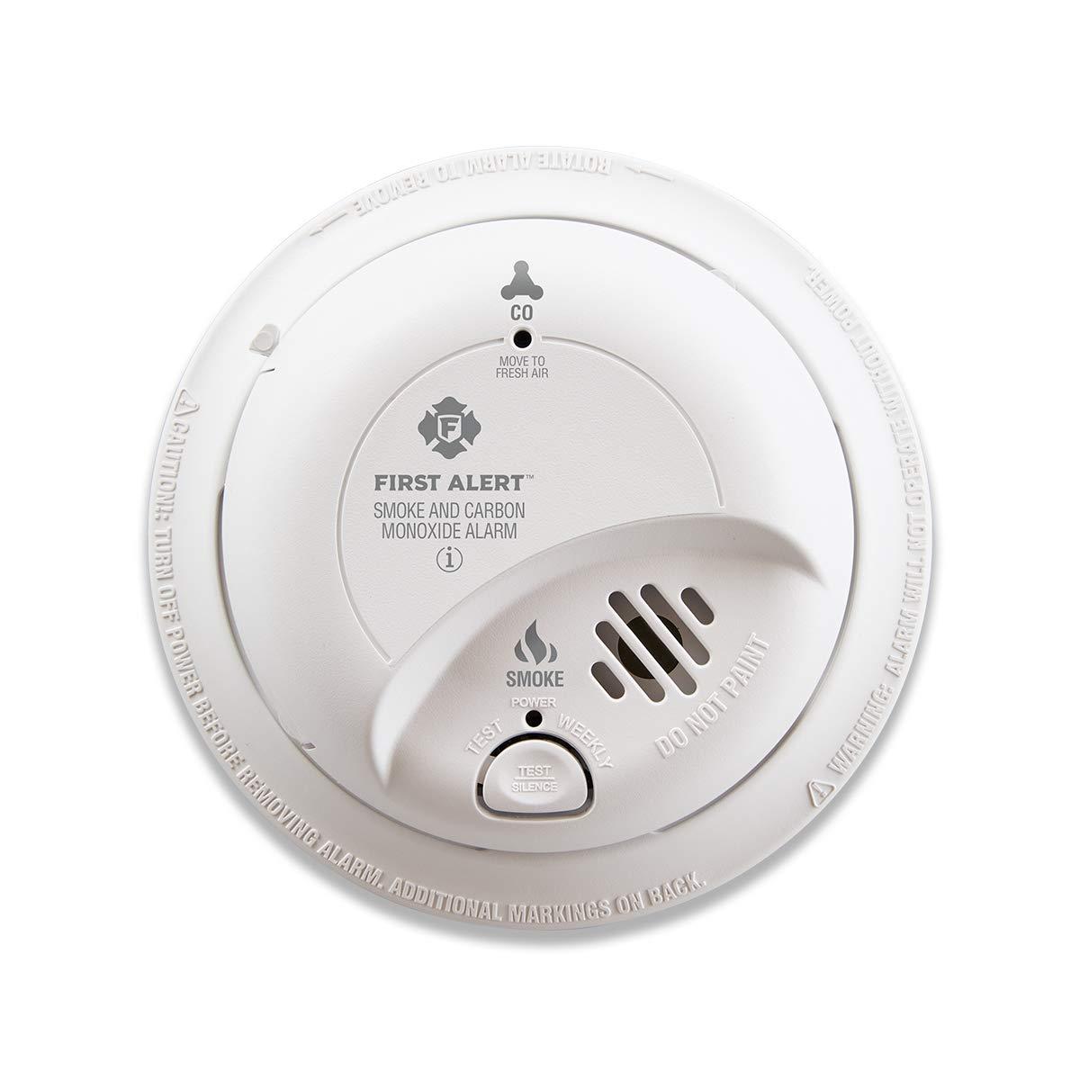 First Alert SC9120B Hardwired Monoxide