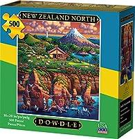 Dowdle ジグソーパズル ニュージーランド北部 500ピース