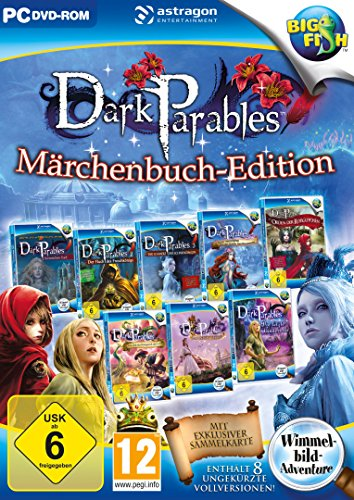 Dark Parables: Marchenbuch Edition Pc Dvd