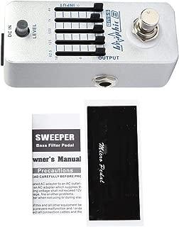 $47 » Bass Equalizer Pedal Guitar Equalizer 5-band Graphic EQ Guitar Effect Pedal