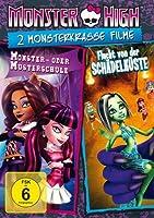 Monster High - 2 monsterkrasse Filme - Monster- oder Musterschule & Flucht von der Schädelküste