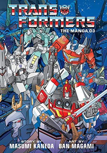 Transformers: The Manga, Vol. 3