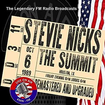 Legendary FM Broadcasts - The Summit Houston TX 6th October 1989