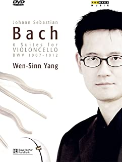 Bach: 6 Suites for Violoncello - BWV 1007-1012