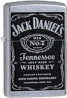 Isqueiro Zippo 24779 Classic Jack Daniel's Rótulo Street