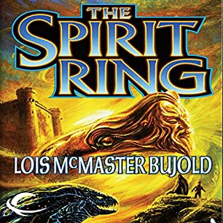 The Spirit Ring cover art