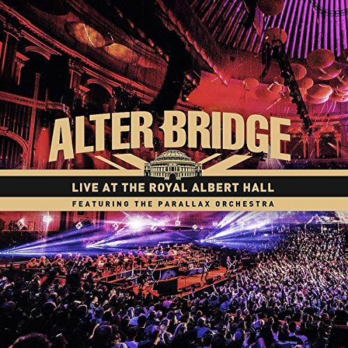 Live At the Royal Albert Hall Featuring the Parallax Orchestra (3 LP) [Disco de Vinil]