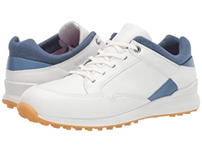 ECCO Golf Street Retro Hydromax(r) (White) Women
