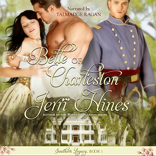 Belle of Charleston audiobook cover art