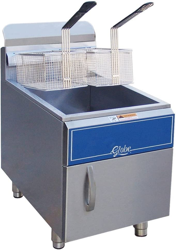 Globe Food Equipment GF30 Fryer Countertop 30 Max 40% OFF sold out lb