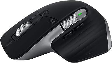 Logitech MX Master 3 - Souris sans fil pour Mac, défilement ultra-rapide, conception ergonomique, 4000 PPP, personnalisabl...