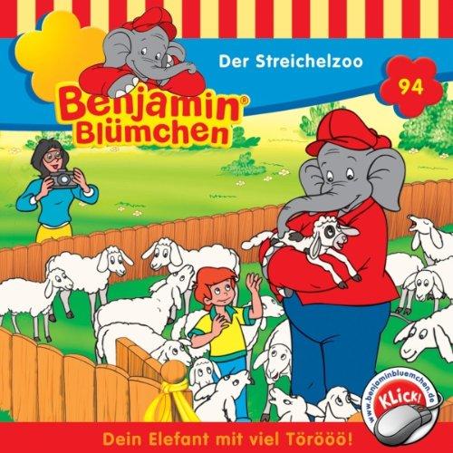 Der Streichelzoo cover art