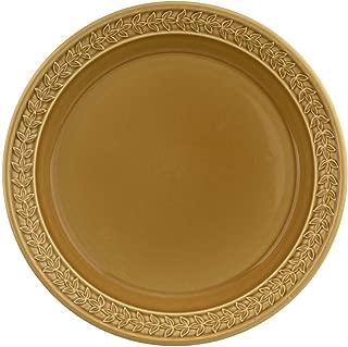 Portmeirion Botanical Garden Harmony Dinner Plate (Amber)