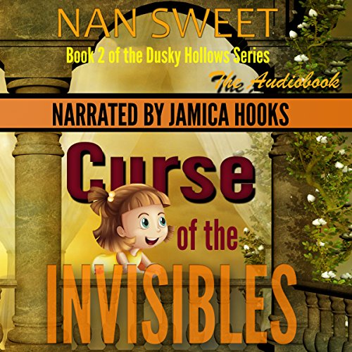 The Curse of the Invisibles audiobook cover art