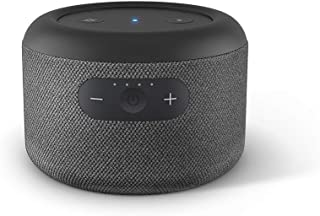 Echo Input Portable Smart Speaker Edition - Carry Echo anywhere in your home