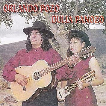 Orlando Pozo, Dulia Panozo