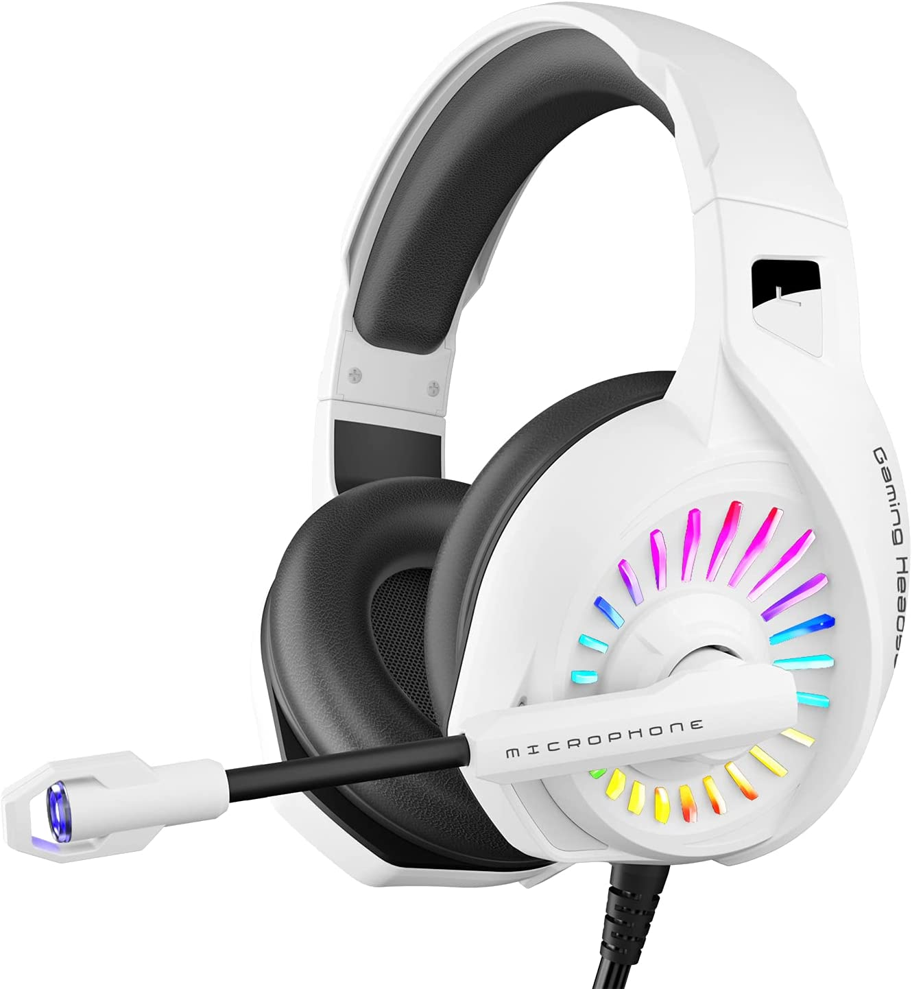 ZIUMIER Z20 White Gaming Fashion Sale price Headset for PC One PS4 Xbox Control PS5