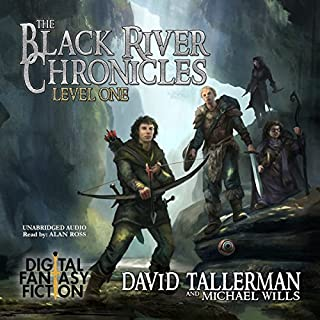 The Black River Chronicles, Level One cover art