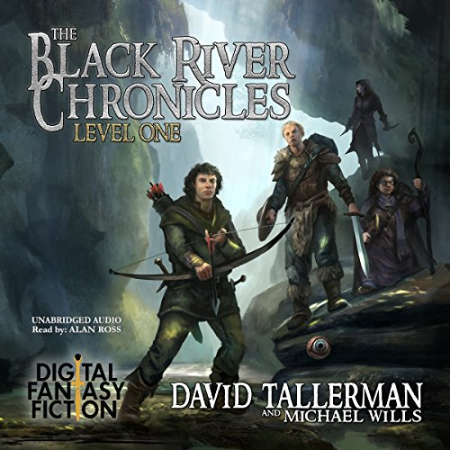 The Black River Chronicles, Level One audiobook cover art