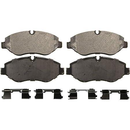 Wagner SevereDuty SX1316 Semi-Metallic Disc Brake Pad Set