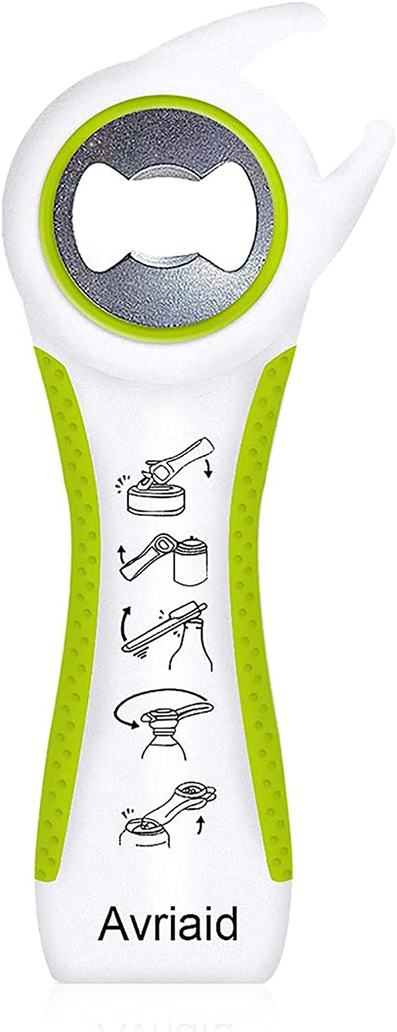 Multi Bottle Opener Easy Grip Al sold out. Can Jar Openers All items free shipping