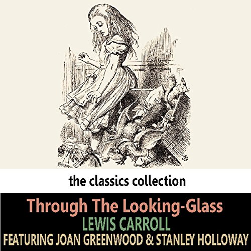 Through the Looking-Glass cover art