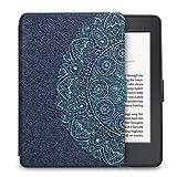 walnew Kindle Paperwhite Case, Ultra Ligera y Delgada Premium Slim Cover Para Amazon Kindle Paperwhite, diseño de 2015300PPI 3rd Gen/2014/2013/2012cierre magnético con función de activación