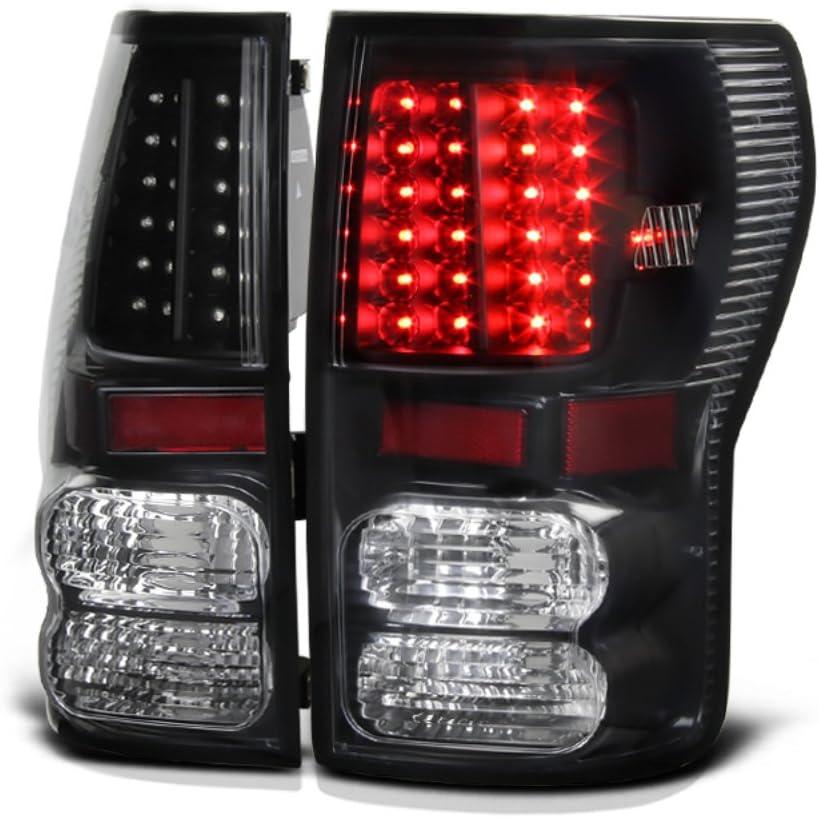 VIPMOTOZ Black Housing LED Tail Assembly For Daily bargain sale Light Bombing new work 2007-201 Lamp
