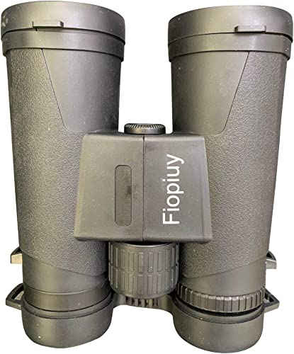 new arrival Fiopiuy Binoculars popular Powerful Binoculars with Clear Weak Light Vision - Lightweight Binoculars for Birds Watching Hunting outlet online sale Sports outlet online sale