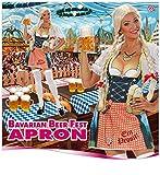 Widmann 9439W – Damenschürze Bavaria, bayerische Frau, Grillschürze, Bierkrug, Oktoberfest, Volksfest, Grillparty, Motto Party, Karneval - 2
