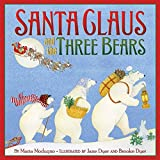 Santa Claus and the three bears picture book