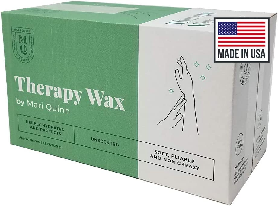 Blended Waxes Inc. Max 50% OFF Therapy Wax by Deeply a Mari Manufacturer direct delivery Hydrates Quinn