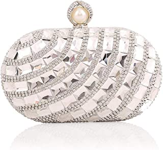 Bag For Women,Silver - Clutches