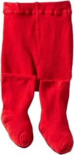Jefferies Socks Baby Girls' Seamless Organic Cotton Tights