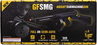 Game Face ASRGTH GFSMG Airsoft Submachine Gun (3-Pack)