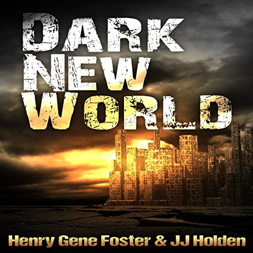 Dark New World, Book 1 audiobook cover art
