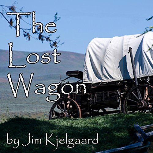 The Lost Wagon audiobook cover art