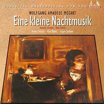 """Mozart, W.A.: Serenade No.13 In G K.525 """"Eine Kleine Nachtmusik""""; Serenade No.6 In D Major, K.239; Serenade No.10 In B Flat Major, K.361 """"Gran Partita"""""""