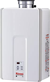 Rinnai 7.5 GPM Cost-Effective Indoor Propane Tankless Water Heater