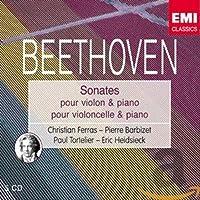 Beethoven: Pour Violon & Piano, Pour Violoncelle & Piano